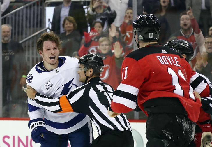 Фото №1 - «Я тебя убью, гад! Ты что творишь, на хрен?» — орали в Америке на русского хоккеиста