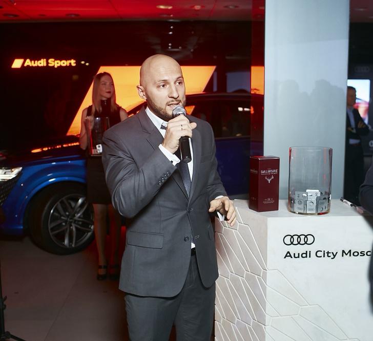 Фото №4 - Открытие «Закрытого клуба джентльменов» состоялось в Audi city Moscow