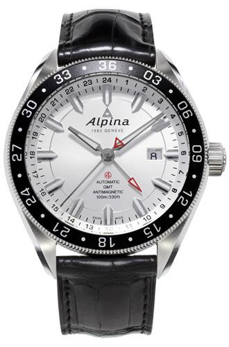 Швейцарские часы Alpina Alpiner 4 GMT