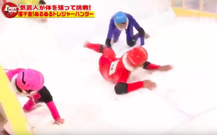 Фото №1 - Это японское ТВ-шоу стоит наградить за драматизм (ВИДЕО)