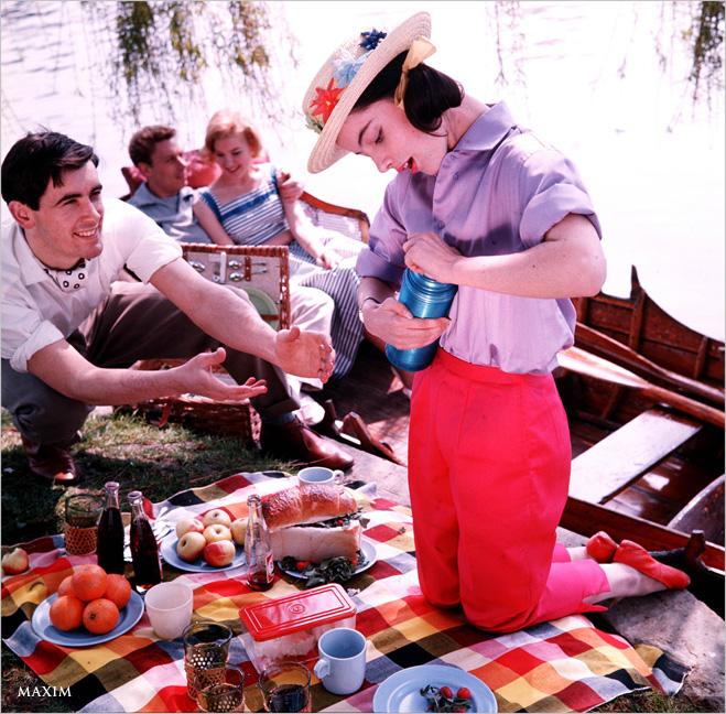 Фото №1 - Как организовать идеальный  пикник