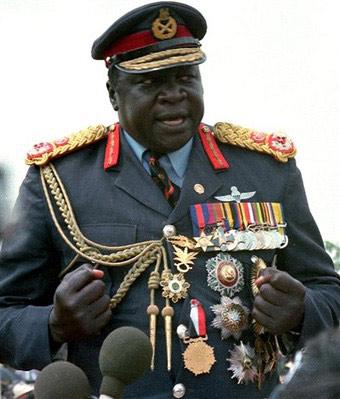 Фото №2 - Царь зверей: история самого кровожадного африканского диктатора