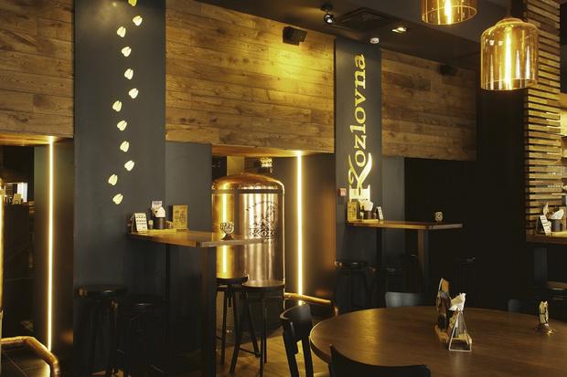 Фото №2 - Танковое пиво и пивные десерты в «Козловне»