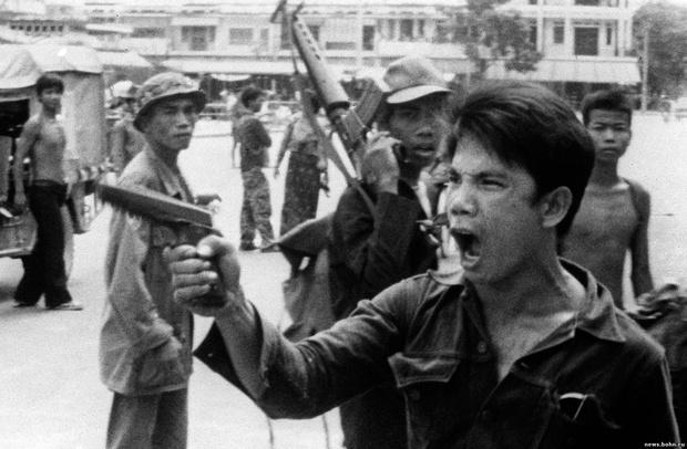 Фото №5 - Краткая, но поучительная история кампучийских красных кхмеров