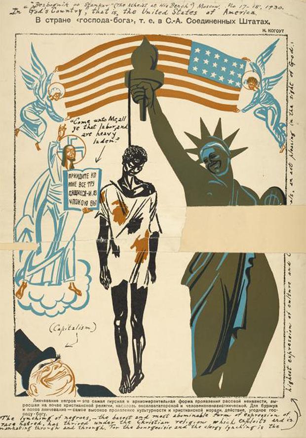 Фото №16 - Советские антирелигиозные плакаты (галерея)