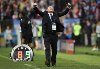 Черчесов может стать лучшим тренером мира