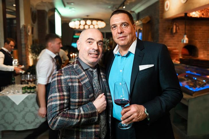 Фото №1 - Из тележурналистики в ресторанный бизнес: ресторан TARTUFO Александра Любимова