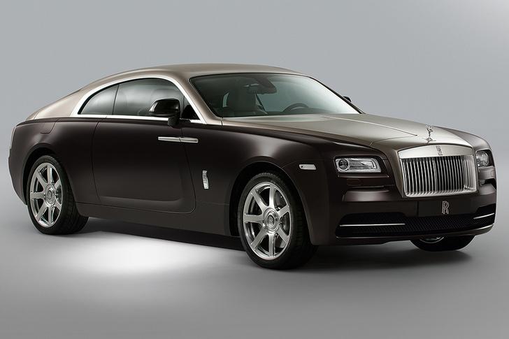 Фото №1 - Cамый мощный Rolls-Royce за всю 110-летнюю историю