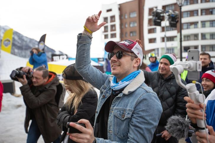 Фото №2 - Самый снежный фестиваль Tinkoff Rosafest 2019: масштабный квест и горячие вечеринки со звездами