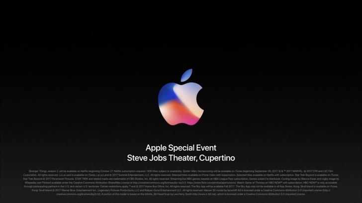 Спасибо всем за то, что присоединились к презентации нового продукта Apple вместе с нашей командой!