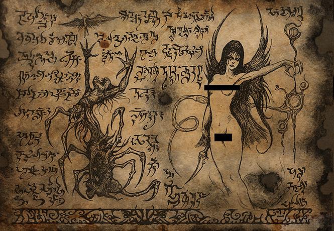Ученые воссоздали вид настоящей шотландской «ведьмы»