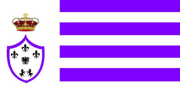 Неофициальный флаг государства