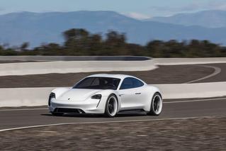 Porsche представил конкурента Tesla