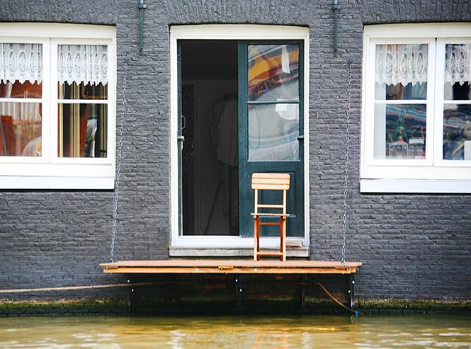 Фото №1 - 11 интересных вещей Амстердама, помимо проституции и наркотиков