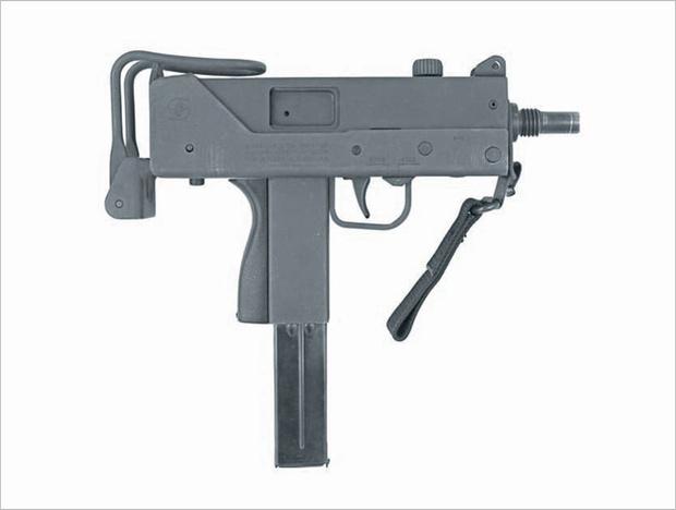 Ingram МАС M10, США