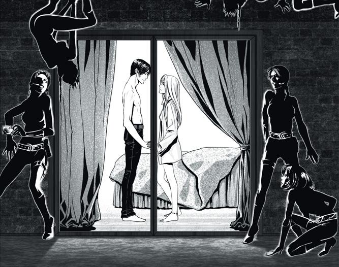 Фото №1 - Путеводитель налево. Как сохранить жену, любовницу, нервы и муки совести