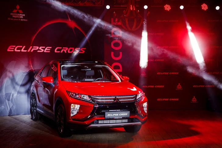 Фото №4 - Mitsubishi Eclipse Cross: автомобильное затмение года