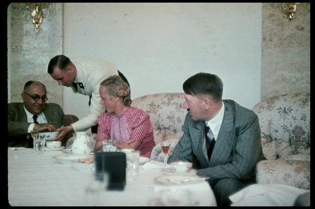 Фото №2 - Майн кайф: как Гитлер наркотиками злоупотреблял