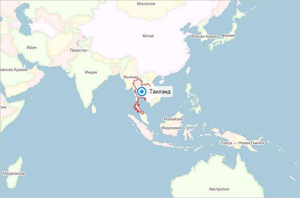 Фото №11 - Тест! Угадай, что еще на карте мира наше, кроме Крыма?