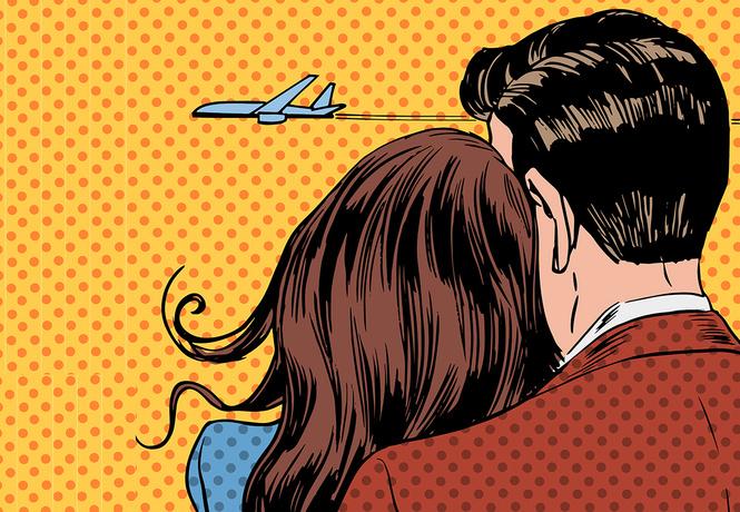 Каждый 10-й путешественник занимался сексом в аэропорту!