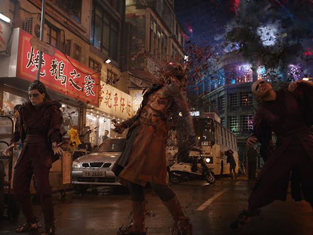 Фото №7 - Бремя спецэффектов: как на самом деле выглядят сцены из голливудских блокбастеров 2016-го