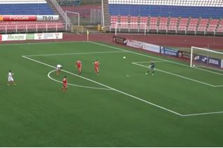 Вратарь забил победный гол через все поле (почти фантастическое видео)