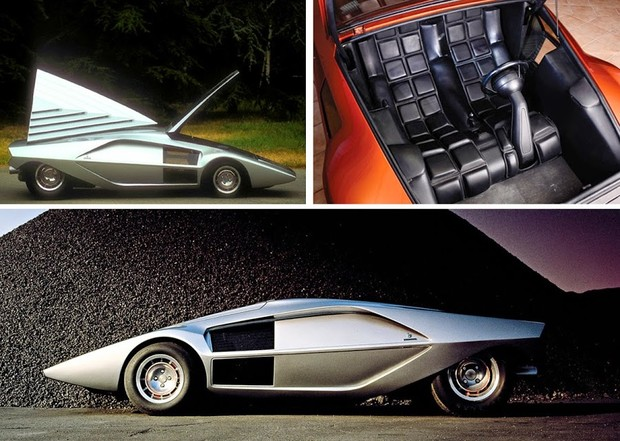 Фото №8 - Как представляли в прошлом автомобили будущего