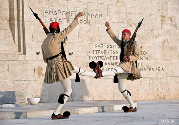 Фото №1 - Военные и смешные: самая чудная форма армий мира