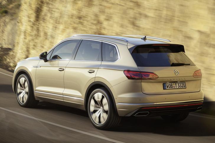 Фото №3 - Представлен новый Volkswagen Touareg. И это повод бежать за нынешним поколением прямо сейчас