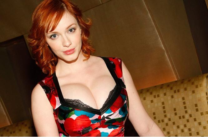 Самые сексуальные рыжие певицы и актрисы!