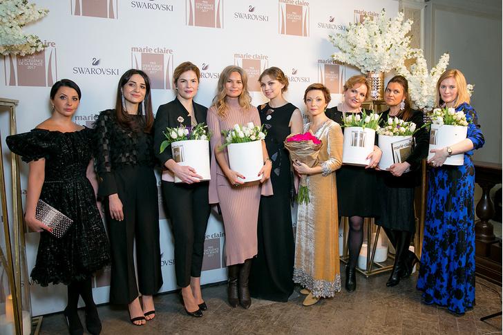 Фото №4 - Marie Claire вручил премию Prix d'Excellence de la Beauté 2017