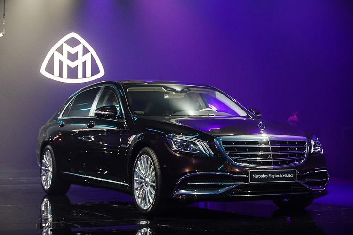 Фото №5 - Равнение на Mercedes