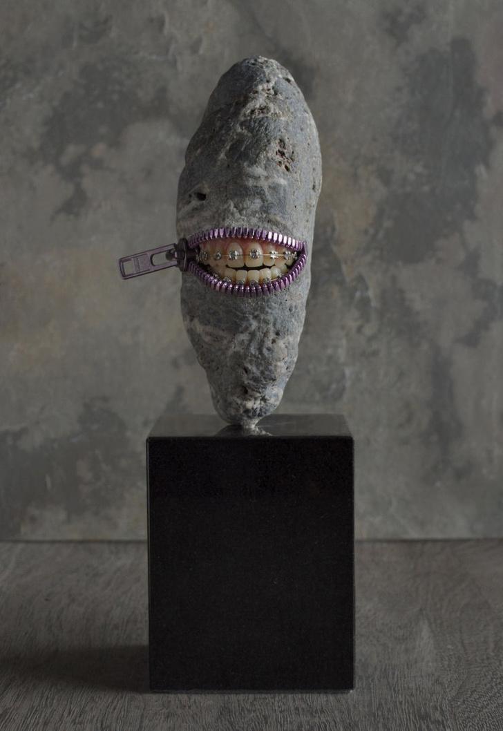 Фото №7 - Необычные скульптуры японского художника Хиротоши Ито