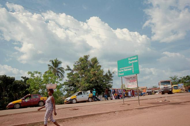 Фото №4 - Фотоистория о том, как разорившиеся агенты по недвижимости отправились в Африку охотиться за золотом