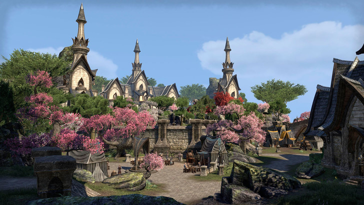 Фото №2 - 5 причин потратить все деньги на онлайн-игру The Elder Scrolls Online