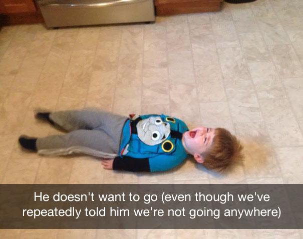 Фото №2 - 13 странных причин, по которым плачут дети