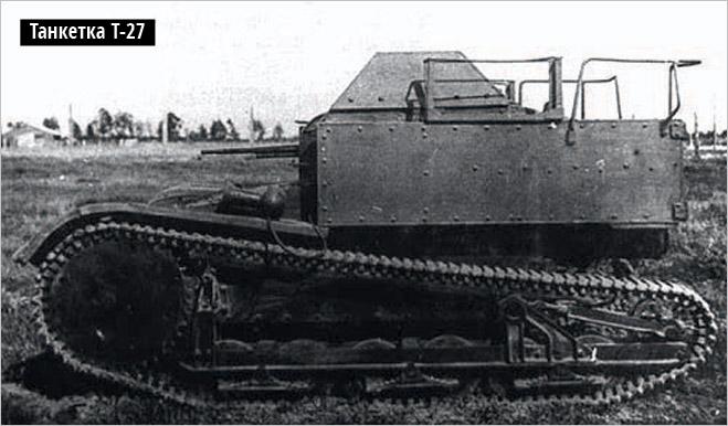 Фото №3 - Советский летающий танк КТ и другие попытки приделать крылья боевым машинам
