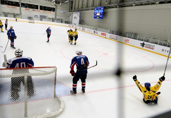 Фото №3 - MAXIM проведёт VIII хоккейный турнир