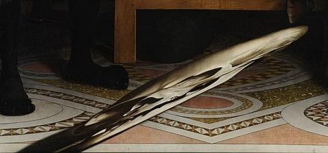 Фото №3 - Эта оптическая иллюзия на старинной картине поставила Интернет на уши!