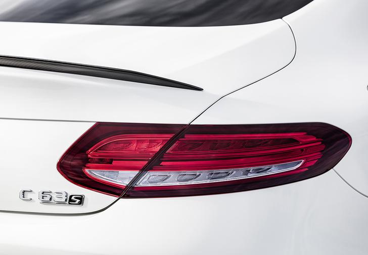 Фото №5 - Выход силы. Mercedes-AMG C 63 S