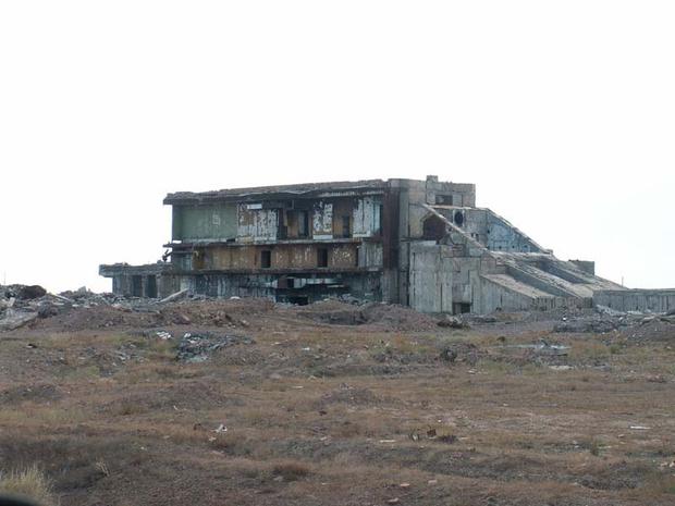 Фото №7 - 10 самых амбициозных и неосуществленных проектов СССР