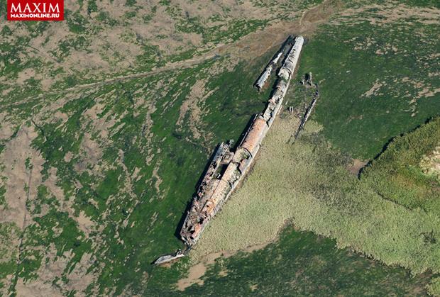 Фото №1 - История одной фотографии: затонувшая подлодка UB122