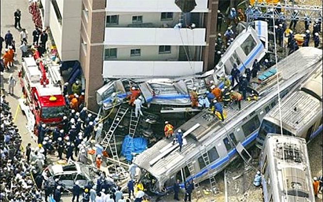 Фото №17 - Самые впечатляющие фото железнодорожных катастроф