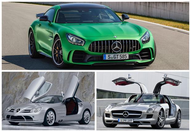 Фото №8 - На волю выпущен тысячесильный гиперкар Mercedes-AMG Project ONE