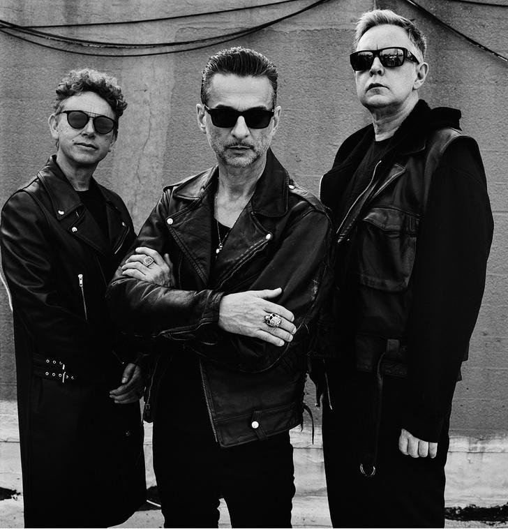 Фото №1 - Depeche Mode привезут «Spirit» в Петербург