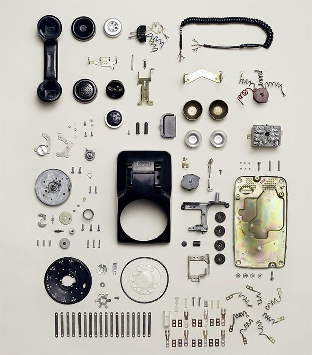 Фото №6 - 10 предметов, разобранных на части: от бензопилы до огнетушителя