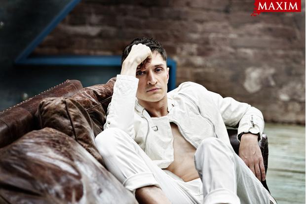 Фото №6 - Актер Юрий Чурсин: «Минус тридцать семь, я захожу в маленький магазин и начинаю выбирать тушь... Видел бы ты лица продавщиц!»