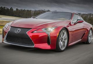 Lexus LC 500 и еще 4 автомобиля, к которым будет ревновать твоя нынешняя машина