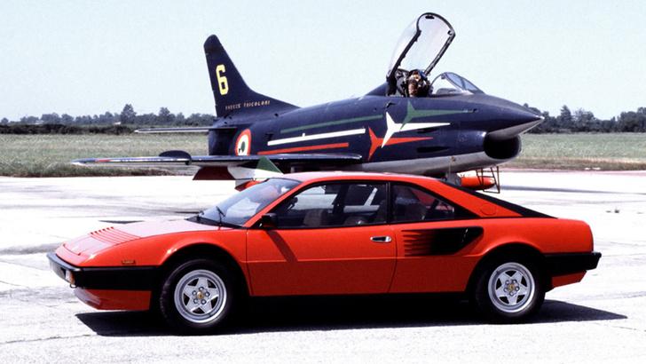 Фото №7 - Разбейте это немедленно: восемь самых чудовищных Ferrari планеты Земля