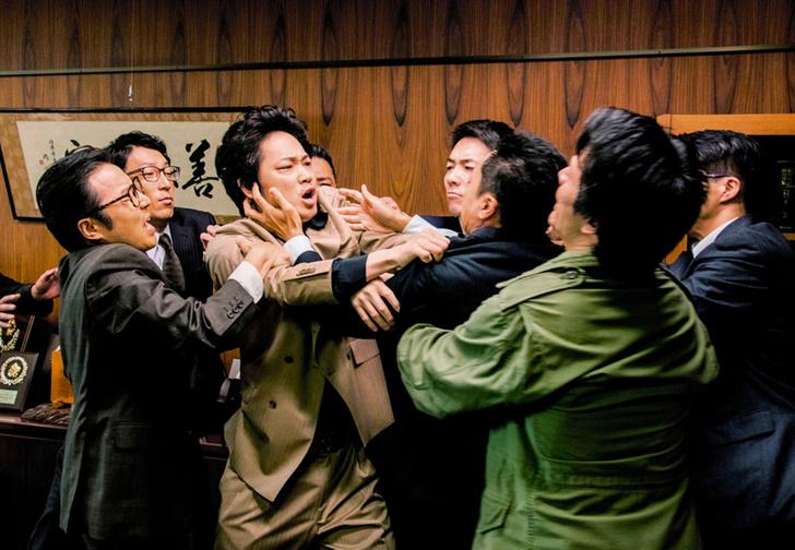 Фото №1 - Японец несколько раз уходил на обед всего на 3 минуточки раньше! И смотри, что с ним сделали!